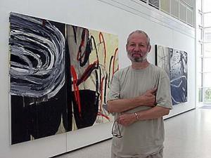 Manfred Vogel im Kunstverein Bild: Rothe, 29.07.2001